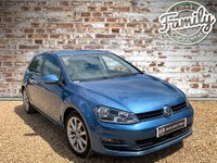 USED 2015 65 VOLKSWAGEN GOLF 2.0 GT TDI 5d 148 BHP **1 OWNER. FULL VW HISTORY AND FANTASTIC SPEC**