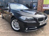 2013 BMW 5 SERIES 2.0 520D SE 4d AUTO 181 BHP £9995.00