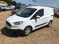 USED 2015 15 FORD TRANSIT COURIER 1.5 TREND TDCI 1d 74 BHP 66000 MILES TREND VERY ECONOMICAL VAN