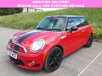 USED 2010 60 MINI HATCH COOPER 1.6 COOPER D 3d 112 BHP MEDIA PACK | 17 ALLOYS | AC |