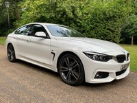 USED 2018 67 BMW 4 SERIES 2.0 420I M SPORT GRAN COUPE 4d AUTO 181 BHP