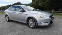 USED 2007 07 FORD MONDEO 2.0 GHIA TDCI 5d 140 BHP FULL SERVICE HISTORY, CAMBELT AND WATER PUMP CHANGED, 2 X KEYS, CLIMATE CONTROL, CRUISE CONTROL, ALLOY WHEELS, REMOTE LOCKING, CD-PLAYER, HEATED SCREEN, ELECTRIC WINDOWS, METALLIC PAINT, ELECTRIC MIRRORS