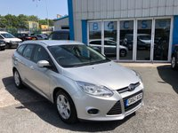 2012 FORD FOCUS 1.6 EDGE TDCI 115 5d 114 BHP £SOLD