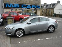 USED 2015 65 VAUXHALL INSIGNIA 2.0 TECH LINE CDTI ECOFLEX S/S 5d 138 BHP ONLY 54000 MILES,F.S.H