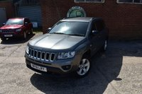 USED 2011 61 JEEP COMPASS 2.0 SPORT 5d 154 BHP