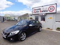 2012 VOLVO C30 1.6 D2 R-DESIGN 3 DOOR 113 BHP £6495.00