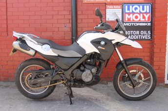 View our BMW G 650 GS