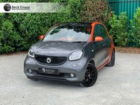 USED 2015 15 SMART FORFOUR 1.0 EDITION1 5d 71 BHP
