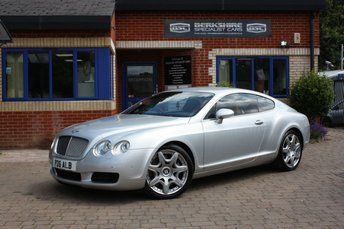 2004 BENTLEY CONTINENTAL 6.0 GT 2d 550 BHP £23000.00