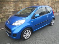 USED 2010 60 PEUGEOT 107 1.0 URBAN 3d 68 BHP,AUTOMATIC