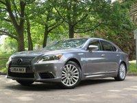 USED 2014 64 LEXUS LS 5.0 600H PREMIER 4d AUTO 445 BHP