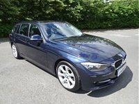2015 BMW 3 SERIES 2.0 320D SPORT TOURING 5d 181 BHP £8790.00