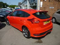 USED 2018 18 FORD FOCUS FOCUS ST-3 TURBO 5DR