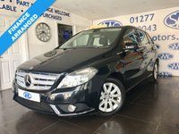 USED 2014 14 MERCEDES-BENZ B CLASS 1.5 B180 CDI BLUEEFFICIENCY SE 5d AUTO 107 BHP