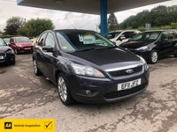USED 2011 11 FORD FOCUS 1.6 ZETEC TDCI 5d 109 BHP NEED FINANCE? WE CAN HELP!