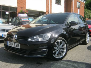 2014 VOLKSWAGEN GOLF 2.0 GT TDI BLUEMOTION TECHNOLOGY 5d 148 BHP £8995.00