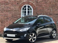 USED 2018 68 FORD FIESTA 1.0L ACTIVE 1 5d AUTO 99 BHP