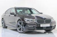 USED 2016 66 BMW 7 SERIES 3.0 730D XDRIVE M SPORT 4d AUTO 261 BHP
