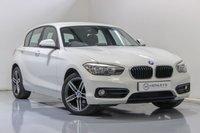 USED 2015 65 BMW 1 SERIES 1.5 118I SPORT 5d 134 BHP