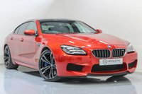 USED 2016 16 BMW M6 Gran Coupe 4.4 M6 GRAN COUPE 4d AUTO 553 BHP