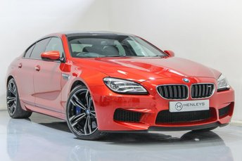 2016 BMW M6 Gran Coupe