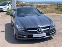 2015 MERCEDES-BENZ SLK 2.1 SLK250 CDI BLUEEFFICIENCY AMG SPORT 2d AUTO 204 BHP £15995.00