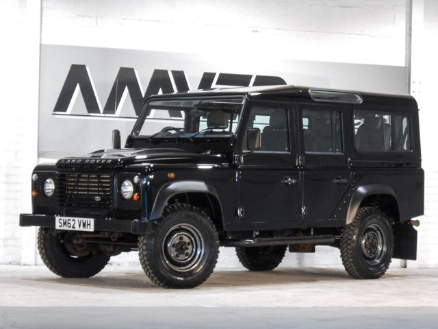 2013 62 LAND ROVER DEFENDER 110 2.2 TD STATION WAGON 5d 122 BHP