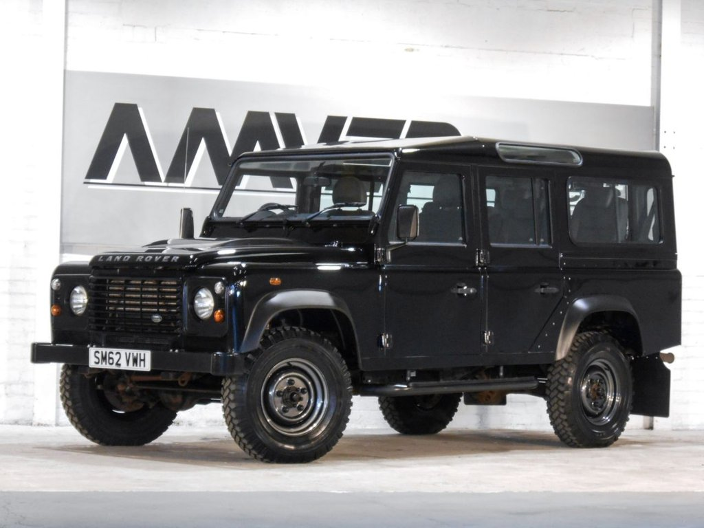 USED 2013 62 LAND ROVER DEFENDER 110 2.2 TD STATION WAGON 5d 122 BHP