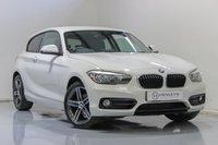 USED 2016 16 BMW 1 SERIES 1.5 118I SPORT 3d 134 BHP