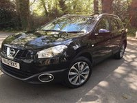 USED 2012 12 NISSAN QASHQAI+2 1.6 TEKNA IS PLUS 2 DCIS/S 5d 130 BHP