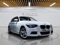 USED 2014 64 BMW 1 SERIES 2.0 116D M SPORT 5d AUTO 114 BHP COMFORT PACK   SUN PRO PACK   ALCANTARA INTERIOR   FULL BMW SERVICE HISTORY