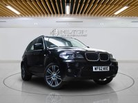 """USED 2012 62 BMW X5 3.0 XDRIVE30D M SPORT 5d AUTO 241 BHP Sat Nav   Leather   20"""" Alloys"""