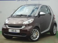 USED 2009 59 SMART FORTWO 1.0 HIGHSTYLE 2d 84 BHP