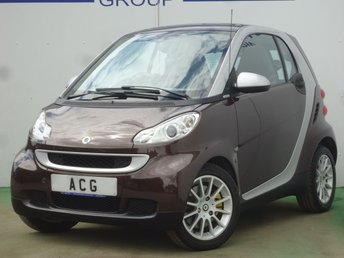 2009 SMART FORTWO 1.0 HIGHSTYLE 2d 84 BHP £3450.00