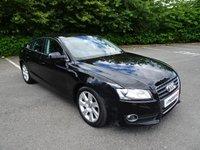 2011 AUDI A5 2.0 SPORTBACK TDI SE 5d 141 BHP £6990.00