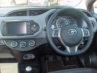 USED 2017 66 TOYOTA YARIS 1.3 VVT-I ICON TSS 5d 99 BHP