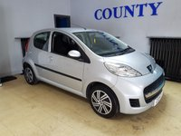 USED 2011 11 PEUGEOT 107 1.0 URBAN 5d 68 BHP * PART EXCHANGE TO CLEAR *