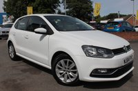 USED 2014 64 VOLKSWAGEN POLO 1.0 SE 5d 60 BHP LOW MILES - EXCELLENT SERVICE HISTORY - LOW ROAD TAX - GREAT MPG - RARE 1.0 ENGINE