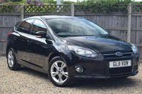 USED 2011 11 FORD FOCUS 1.6 ZETEC 5d 104 BHP Free 12  month warranty