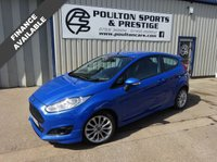 USED 2012 12 FORD FIESTA ZETEC S 1.0 ECOBOOST + FULL LEATHER + HEAT SEATS + BLUETOOTH + FSH