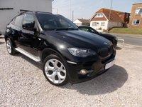 2010 BMW X6 3.0 XDRIVE35D 4d AUTO 282 BHP £14395.00