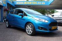 USED 2015 65 FORD FIESTA 1.0 ZETEC 3dr 99 BHP NEED FINANCE??? APPLY WITH US!!!