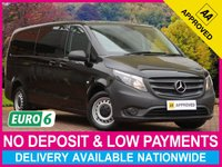 USED 2018 18 MERCEDES-BENZ VITO 2.1 114 BLUETEC TOURER PRO 5d 136 BHP AIR CONDITIONING CRUISE CONTROL 9 SEATS EXTRA-LONG