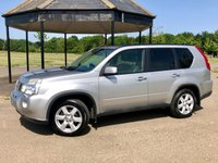 USED 2008 08 NISSAN X-TRAIL 2.0 AVENTURA EXPLORER DCI AUTO 148 BHP 4X4 5DR ESTATE GLASS ROOF+SAT NAV+REVERSE CAM
