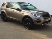 2015 LAND ROVER DISCOVERY SPORT 2.2 SD4 HSE LUXURY 5d AUTO 190 BHP £22995.00