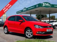 USED 2016 16 VOLKSWAGEN POLO 1.4 MATCH TDI 5d 74 BHP FREE ROAD TAX, Air Con, Bluetooth Handsfree, One Owner.