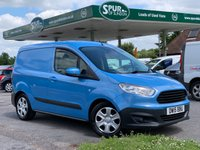 USED 2015 15 FORD TRANSIT COURIER 1.5 TREND TDCI 1d 74 BHP Only 10,000 Miles, Air Conditioning, Bluetooth Phone Hands Free, Finance Arranged.