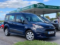 USED 2016 16 FORD TOURNEO CONNECT 5 SEAT 1.5 STYLE TDCI 5d 99 BHP 5 Seats, Only 16,000 Miles, 1 Piece Tailgate, Competitive Finance Arranged.