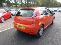 USED 2014 64 FIAT PUNTO 1.2 GBT 3d 69 BHP HATCHBACK