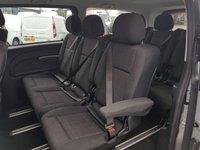 USED 2018 18 MERCEDES-BENZ VITO 119 BLUETEC TOURER SELECT AUTOMATIC 190 BHP (( MORE MINIBUSES IN STOCK WWW.JSVANS.CO.UK )